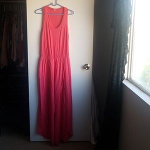 Splendid pink dress